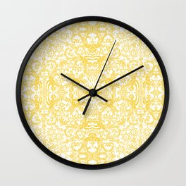 Lace Variation 07 Wall Clock
