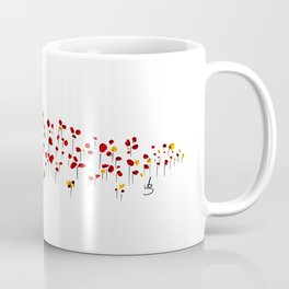 Poppy-field Coffee Mug