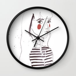 Kate Wall Clock
