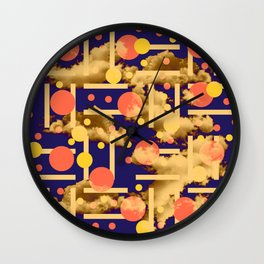 CEU 23 Wall Clock