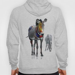 Stand Out Zebra Hoody