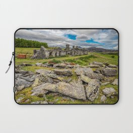 Rhos Quarry Cottages Snowdonia Laptop Sleeve