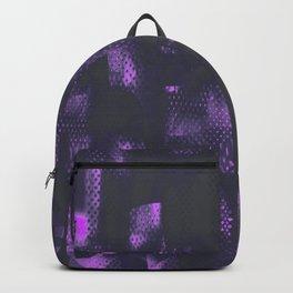 Black Baroque Backpack