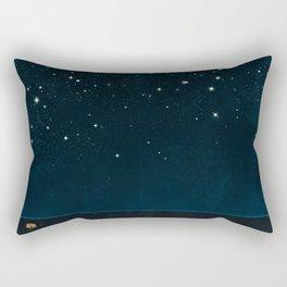 Genesis 15:5 Rectangular Pillow