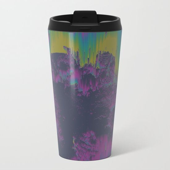 Elsewhere Metal Travel Mug