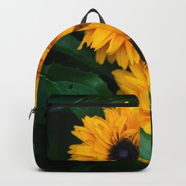 Susan's Flowers Backpack