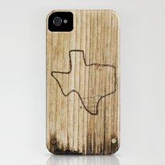 Texas iPhone (4, 4s) Slim Case