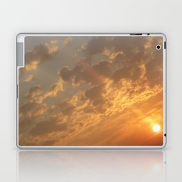 Sun in a corner Laptop & iPad Skin