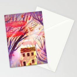 a good place Stationery Cards