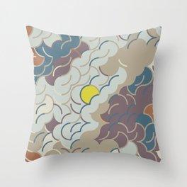Abstract Geometric Artwork 85 Throw Pillow