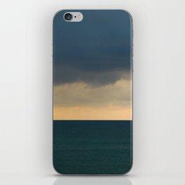 Looming iPhone Skin