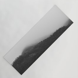 Foggy Mountains Yoga Mat