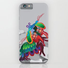 Mantis Shrimp iPhone Case
