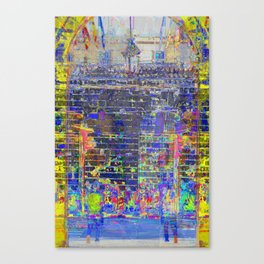 20180720 Canvas Print