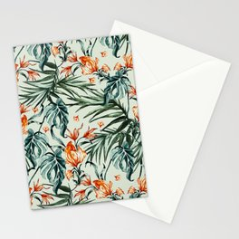 Exotic flower nature-07 Stationery Cards