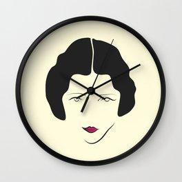 Actress Wall Clock