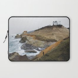 Cliffs of Cape Kiwanda Laptop Sleeve