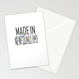 Made In Newfoundland Stationery Cards