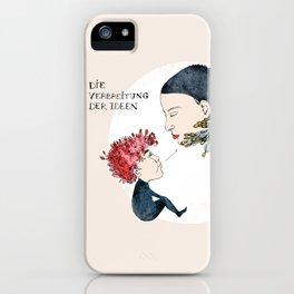 Spreading Ideas iPhone Case
