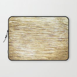 Gold Vermeil Laptop Sleeve