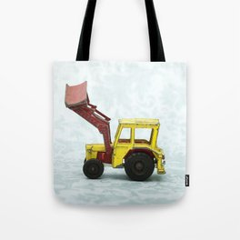 Vintage Corgi Junior - Massey Ferguson Tractor Tote Bag