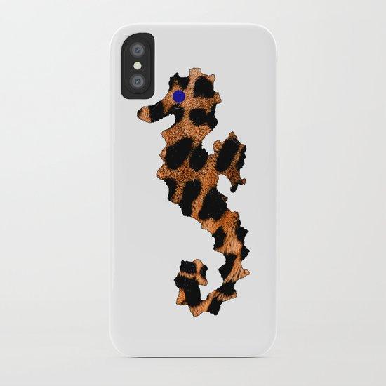 SEA LEOPARD iPhone Case