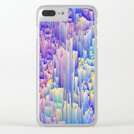 Pixie Forest Clear iPhone Case