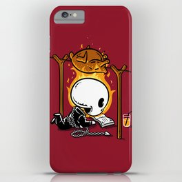 Roasted Chicken iPhone Case