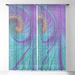 Floreo Sheer Curtain