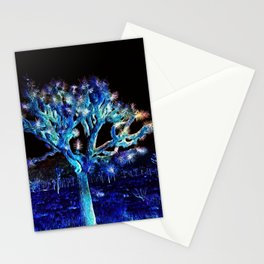 Joshua Tree VG Hues by CREYES Stationery Cards