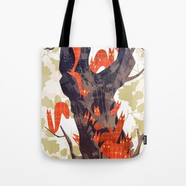 The Devils of Dark Bark Tote Bag