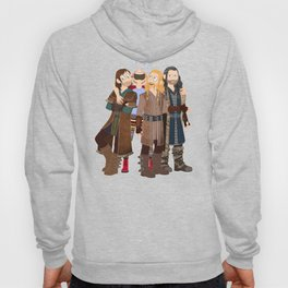 Line of Durin Hoody