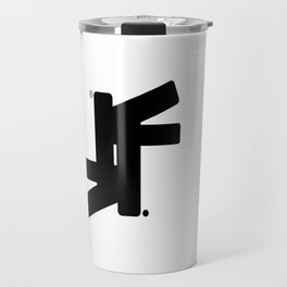 TSF Logo Travel Mug