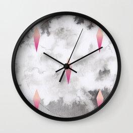Crepuscular Wall Clock