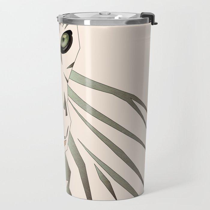 Tiger's Tranquility Travel Mug