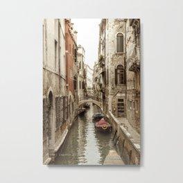 Venezia- Lovely Place Metal Print