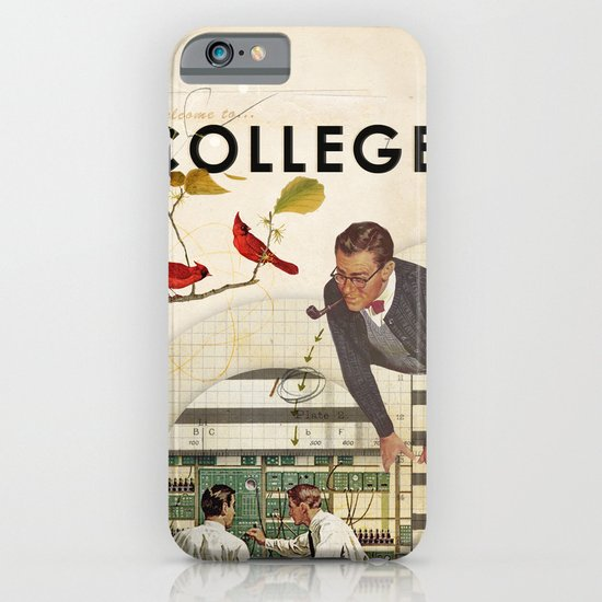 Welcome to... College iPhone & iPod Case