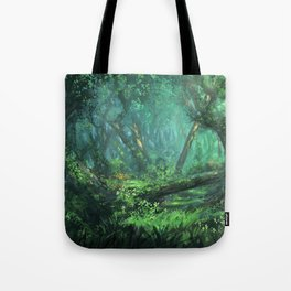 Forest of the Wise Tote Bag
