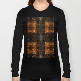 Fractal Art - Bi-Link Long Sleeve T-shirt