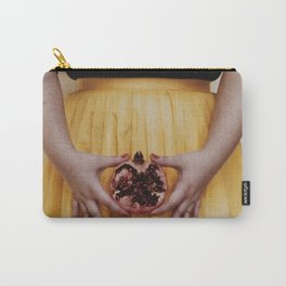 Punica granatum Carry-All Pouch