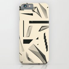 Grid Liberation (2,3,4) No. 01 (nude) Slim Case iPhone 6s