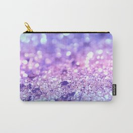 Summer Unicorn Girls Glitter #2 #shiny #pastel #decor #art #society6 Carry-All Pouch