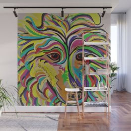 SHELTIE Wall Mural