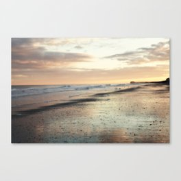 Somnolent Sea Canvas Print