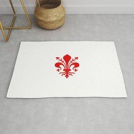 Flag of Florence Rug