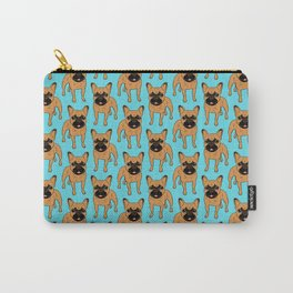 Golden Fawn Frenchie Carry-All Pouch