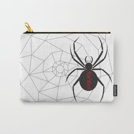 Beware the Red Back Spider from Down Under, not for the faint hearted. Carry-All Pouch