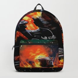 Ghost rider Backpack