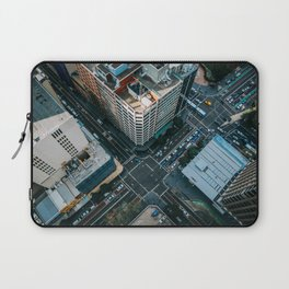 New York City Skyscaper View Laptop Sleeve
