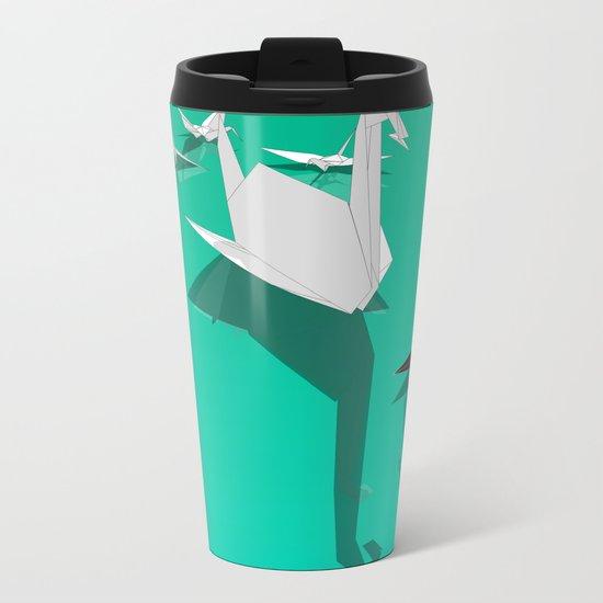 Misfit Metal Travel Mug